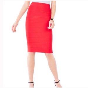 BCBGMAXAZRIA Alexa Power Skirt